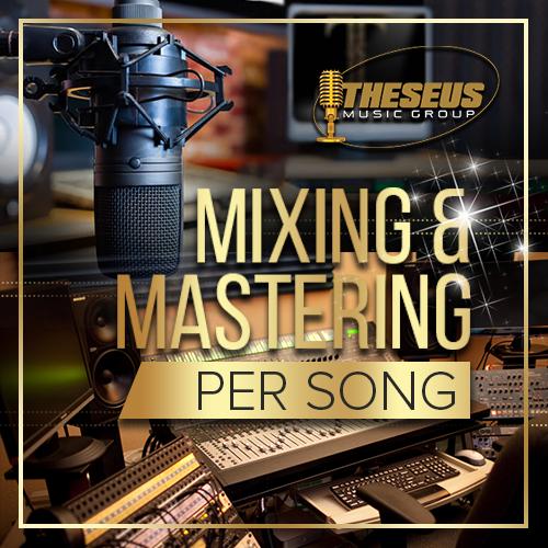 Mixing & Mastering Per Song